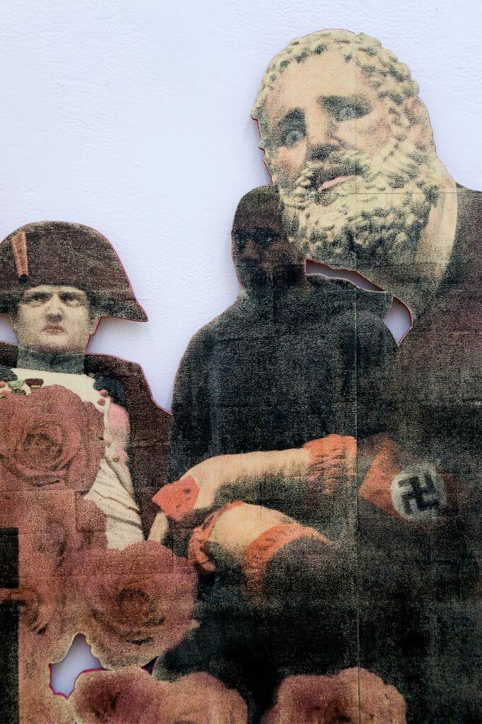 contemporary art installation fulop gergo composition1 hungary budapest