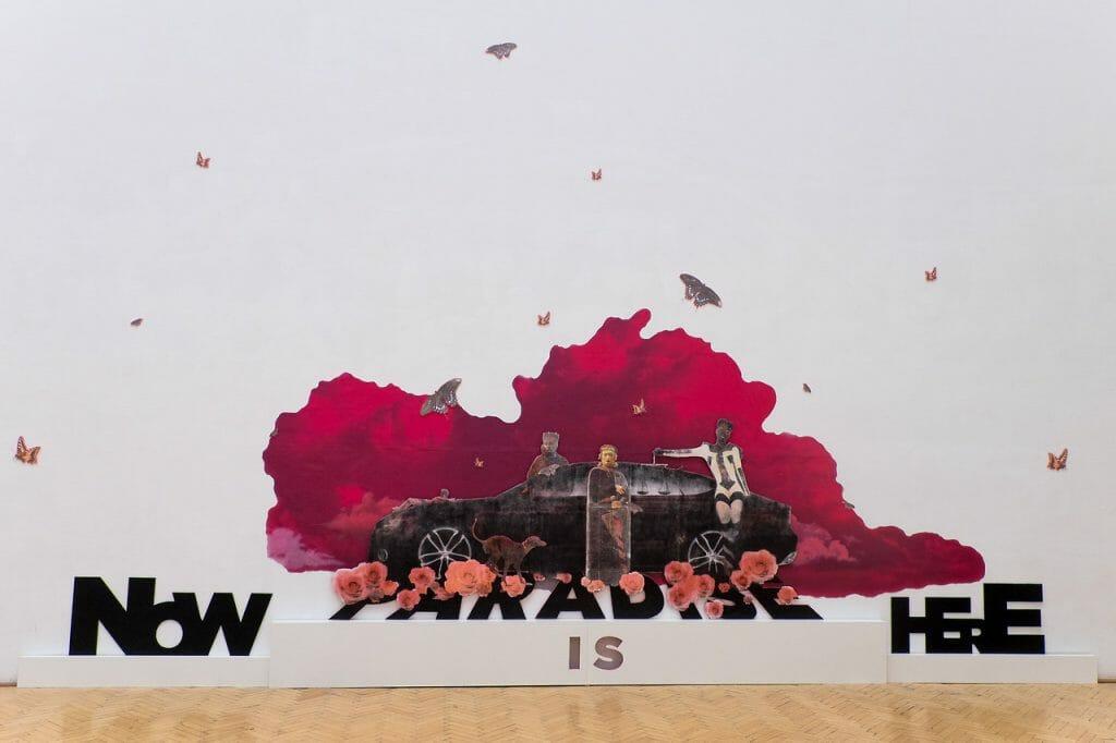 contemporary art installation fulop gergo composition2 hungary budapest