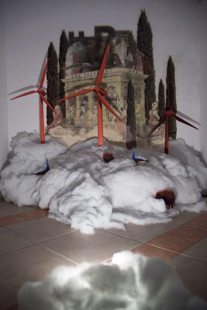contemporary art installation fulop gergo composition7 hungary budapest
