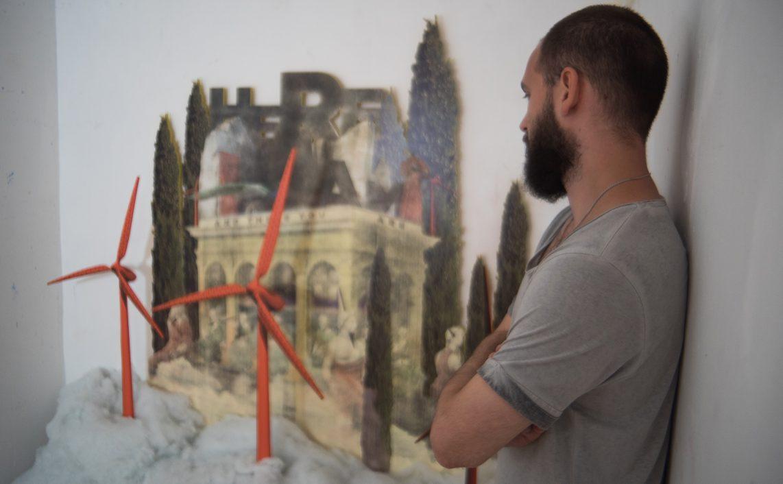 fulop gergo exhibition contemporary art sunshine budapest hungary installation 2018