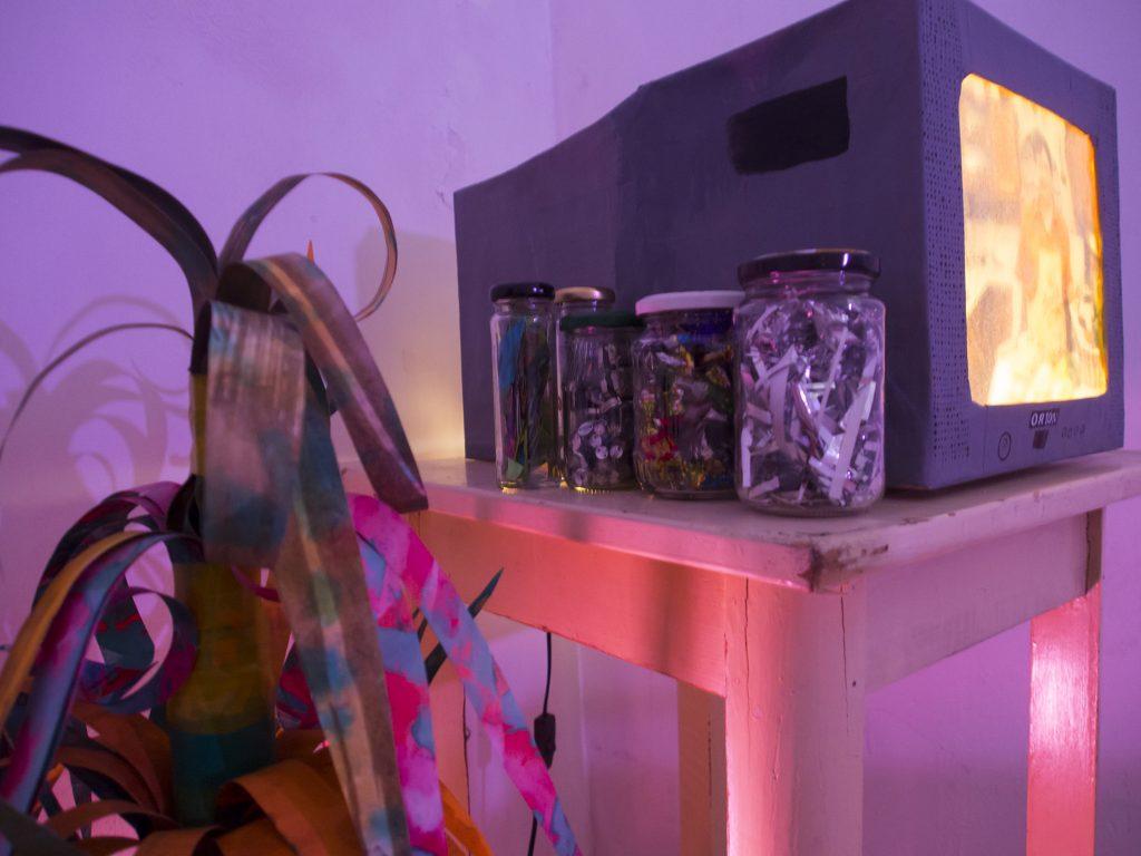 500g 6l environment contemporary art artist marina sztefanu fulop gergo kavics budapest hungary underground outsider