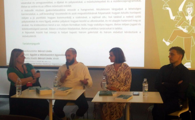 gergo fulop artist talk art market budapest 2019 contemporary