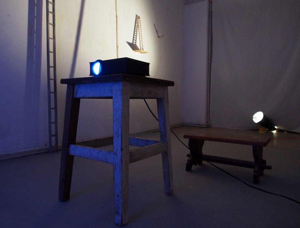 roza el-hassan contemporary art artist installation budapest underground kavics hungary independent 2019